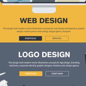 Logo Vs Web Design Services