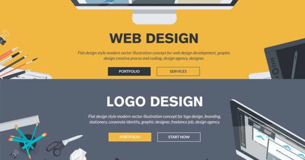 Logo Vs Web Design Services